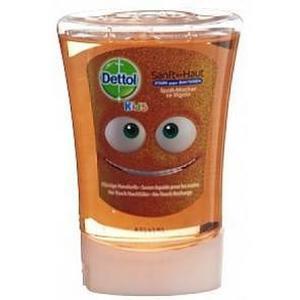Dettol Kids orange 250 ml No Touch Seifen Nachfüller Spaßmacher
