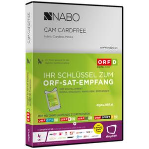 Nabo Cardfree CI+ Modul Nabo Sortiment SimpliTV CAM Cardfree