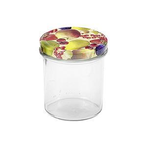 EMSY Schraubdeckelglas mit TO-Deckel, 6er Pack ()