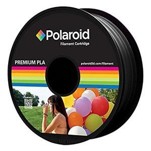 Polaroid Filament 1kg Premium PLA Filament black P6C (PL-8008-00)