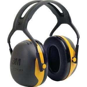 3M Gehörschutz X2A EN 352-1 SNR 31 dB Kopfbügel dielektrisch mittlerer Kapselaufbau