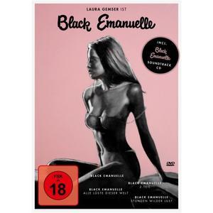 Black Emanuelle 1-4 Box (4 DVDs + 1 CD)