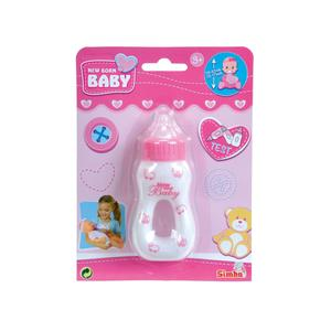 New Born Baby NBB Magisches Milchfläschchen
