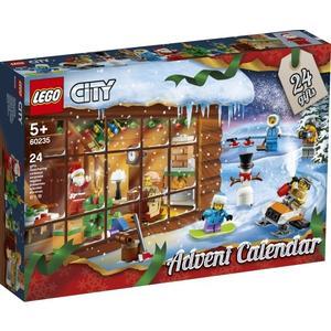 LEGO®, Adventskalender 60235, City, 38x26x6,7 cm