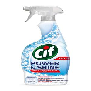 Cif, Power & Shine Glas, 750 ml