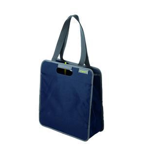 Meori Faltbare Einkaufstasche M Marine Blau (A100705)