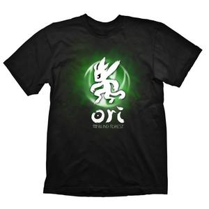 Ori and the Blind Forest T-Shirt Green Ori & Icon M Englisch