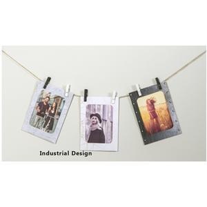 Hama Fotogirlanden Mix,in 3 Ausführungen 18 Stück sortiert im Display