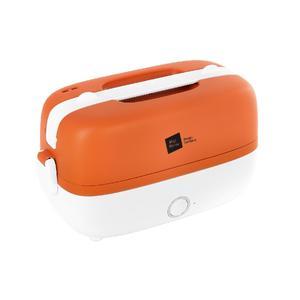MIJI mobiler Dampfgarer Cookingbox One orange / white