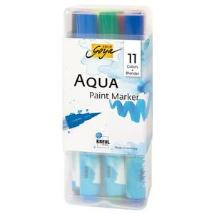 Kreul SOLO GOYA Aqua Paint Marker Powerpack (18190)