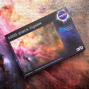Thumbs up! ThumbsUp! NASA 1000-teiliges Puzzle - Weltraum (v3) gelb (1002621)