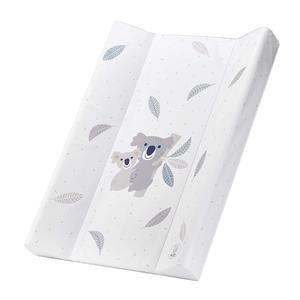 Rotho Babydesign Keilwickelauflage 50x70 cm Koala Weiß