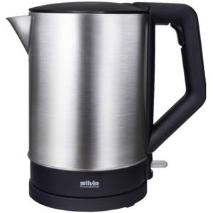 KL 1505 schwarz Edelstahl Wasserkocher 1,7l 2200W