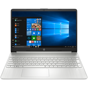 HP 15 Notebook 2,1GHz/8GB/256GBSSD/15,6/W10H 15s-eq0901ng (8RR45EA) natural silver