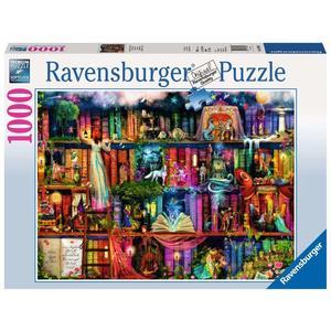 """Ravensburger Erwachsenenpuzzle """"Magische Märchenstunde"""" 1.000 Teile ab 14 Jahre Aimee Stewart Puzzle von Ravensburger"""