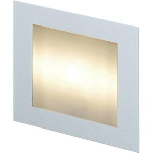 Planlicht LED-Wandleuchte 2,5W 3000K 40lm IP20 90x90x39mm weiss