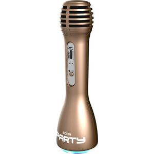 Party Mic gold (69006124)