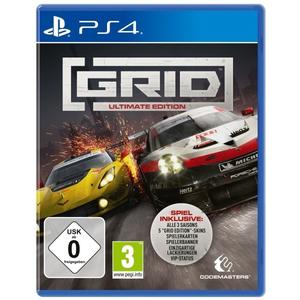 GRID ULTIMATE EDITION (PS4)