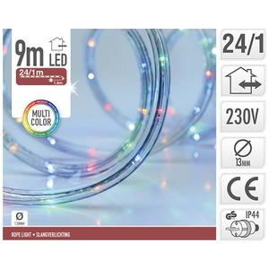 S.I.A LICHTSCHLAUCH 9 METER LED BUNT