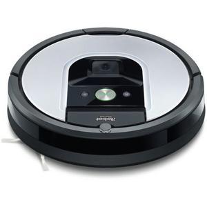 iRobot Saugroboter R971040 - Roomba 971 schwarz/silber