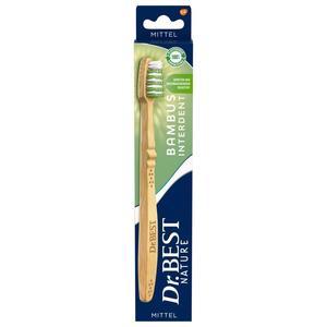 Dr. Best, Bambus Interdent Zahnbürste (MITTEL)