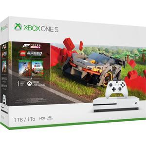 Microsoft Xbox One S 1TB inkl. Forza 4 + Lego Speed