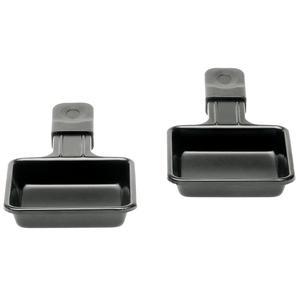 NOUVEL Raclette-Ersatzpfännchen 18x9cm Stück(2) ()