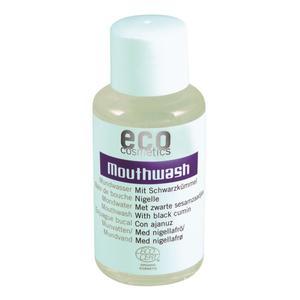 Eco, Mundwasser Schwarzkümmel BIO, 50 ml