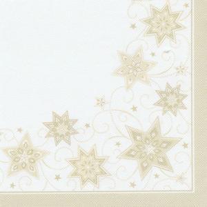 Pap Star Papstar, Servietten, Royal, 20 Stück (STAR CHAMP)