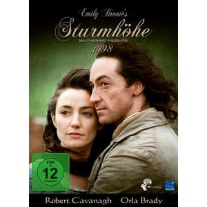 Sturmhöhe - Wuthering Heights (1998) - Emily Bronte (DVD)
