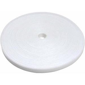 Label-the-Cable Klettrolle LTC Pro Roll 25m zum Bündeln&Ordnen weiß (PRO1220)