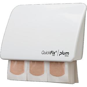 PLUM Pflasterspender QuickFix® UNO B130xH85xT35ca. mm hochglanz weiß