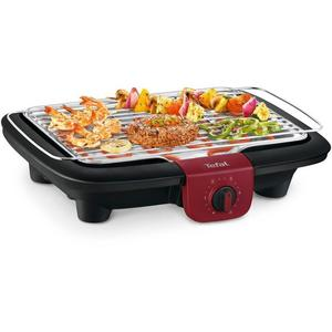 Tefal Tischgirll EasyGrill Adjust Red BG90E5