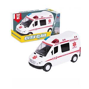 Toy Toy Toy EINSATZFAHRZEUG 16CM L&S 507503