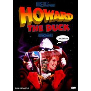 Howard The Duck - Ein tierischer Held (1 DVD)