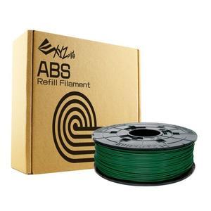DaVinci Filamentcassette ABS Green Refill Bottle für da Vinci 600g (RF10BXEU06D)