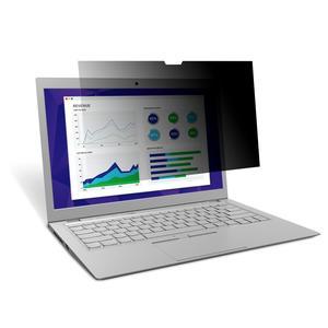 3M Blickschutzfilter PF125W9E für 31,75cm 12,5Zoll Breitbild Laptop mit randlosem Display mit COMPLY