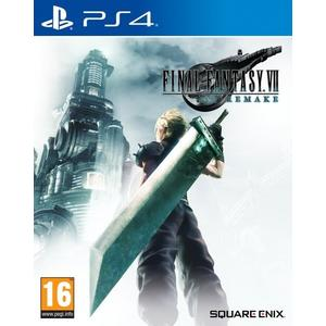 Final Fantasy VII HD Remake (PS4)