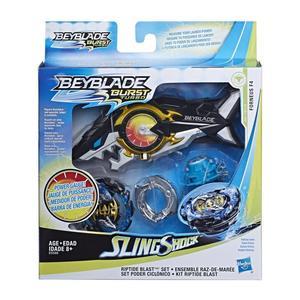 Hasbro, Speed Kreisel, Riptide Blast Set, Beyblade, E5566EU4