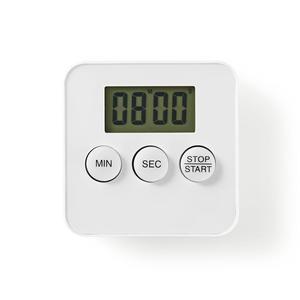Nedis Küchenuhr / Digitaler Bildschirm / erfoderliche Batterien ( nicht enthalten): 1x AAA