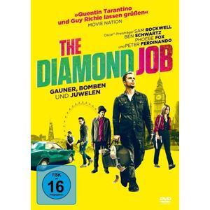 The Diamond Job - Gauner, Bomben und Juwelen (DVD)