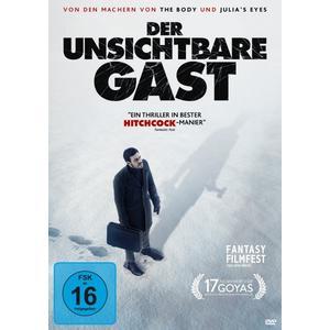 Der unsichtbare Gast (DVD)