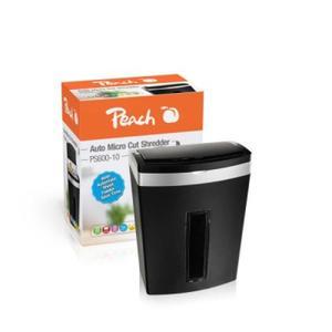 Peach Auto Mikro Cut Aktenvernichter - PS600-10 (PS600-10)