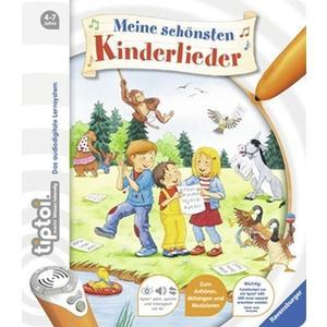 Ravensburger tiptoi® Meine schönsten Kinderlieder (67253515)