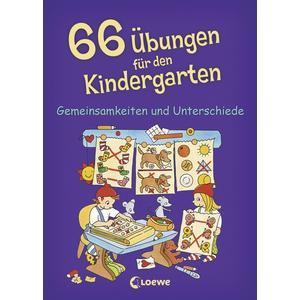 Loewe Übungen für den Kindergarten: Gemeinsamkeiten und Unterschiede