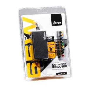 ULTRON Netzteil NB UNA-CAR65 Auto retail 65 W DC 19V 2.1 Amp 87 Effizienz maximal kompatibel mit all