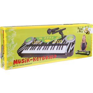 Boogie Bee BGB Elektronisches Keyboard mit Mikrofon (68101328)
