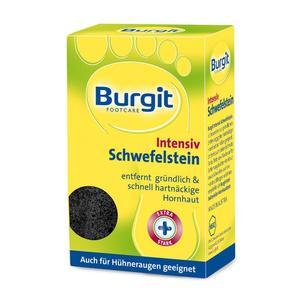 BURGIT HORNHAUT-SCHWEFEL STEIN