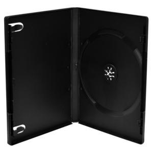 MediaRange DVD Case für 1 Disc schwarz 1x5