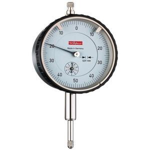 KÄFER Messuhr M2T B 10 mm Ablesung 0,01 mm Ziffernblattbezifferung beids. 0-50-0
